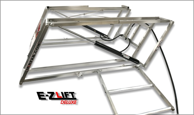 Ez Car Lift Model S Price